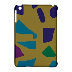Colorful Abstraction Apple Ipad Mini Hardshell Case (compatible With Smart Cover) by Valentinaart