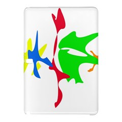 Colorful Amoeba Abstraction Samsung Galaxy Tab Pro 12 2 Hardshell Case by Valentinaart