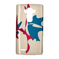 Decorative Amoeba Abstraction Lg G4 Hardshell Case by Valentinaart