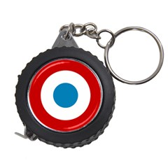 Roundel of the French Air Force  Measuring Tapes by abbeyz71