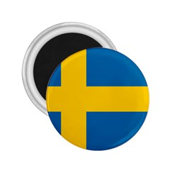 Flag of Sweden 2.25  Magnets by abbeyz71