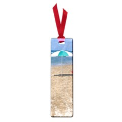 Beach Umbrella Small Book Marks by PhotoThisxyz