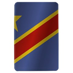 Flag Of Democratic Republic Of The Congo Kindle Fire (1st Gen) Hardshell Case by artpics