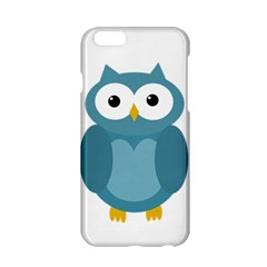 Cute Blue Owl Apple Iphone 6/6s Hardshell Case