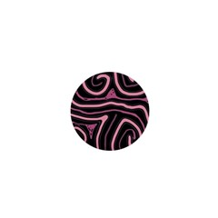 Decorative Lines 1  Mini Buttons by Valentinaart