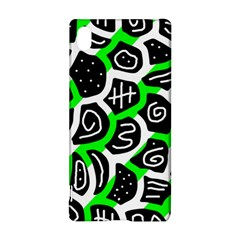Green playful design Sony Xperia Z3+ by Valentinaart