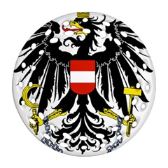 Coat of Arms of Austria Ornament (Round Filigree)  by abbeyz71