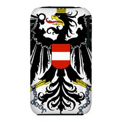 Coat Of Arms Of Austria Apple Iphone 3g/3gs Hardshell Case (pc+silicone) by abbeyz71