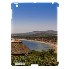 Landscape Aerial View Piriapolis Uruguay Apple Ipad 3/4 Hardshell Case (compatible With Smart Cover) by dflcprints