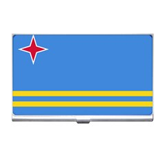 Flag Of Aruba Business Card Holders