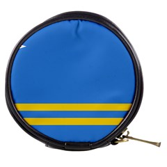 Flag Of Aruba Mini Makeup Bags
