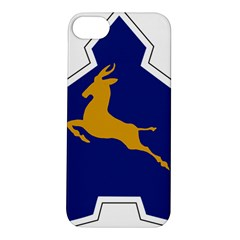 Roundel of the South African Air Force, 1958-1981 Apple iPhone 5S/ SE Hardshell Case