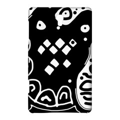 Black And White High Art Abstraction Samsung Galaxy Tab S (8 4 ) Hardshell Case  by Valentinaart
