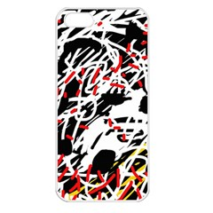 Colorful Chaos By Moma Apple Iphone 5 Seamless Case (white) by Valentinaart