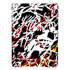 Colorful Chaos By Moma Ipad Air Hardshell Cases by Valentinaart