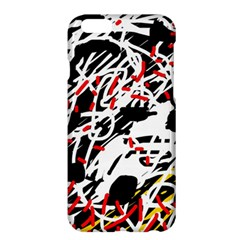 Colorful Chaos By Moma Apple Iphone 6 Plus/6s Plus Hardshell Case by Valentinaart