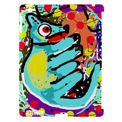 Abstract Animal Apple Ipad 3/4 Hardshell Case (compatible With Smart Cover) by Valentinaart