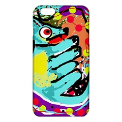 Abstract Animal Iphone 6 Plus/6s Plus Tpu Case by Valentinaart