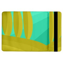 Green And Yellow Landscape Ipad Air Flip by Valentinaart