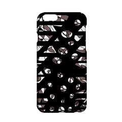 Gray Abstract Design Apple Iphone 6/6s Hardshell Case