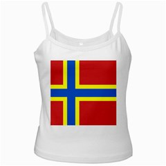 Flag Of Orkney Ladies Camisoles by abbeyz71