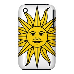 Uruguay Sun Of May Apple Iphone 3g/3gs Hardshell Case (pc+silicone) by abbeyz71