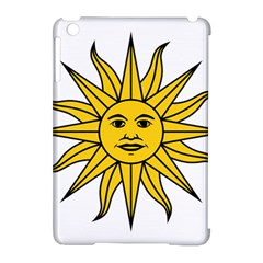 Uruguay Sun Of May Apple Ipad Mini Hardshell Case (compatible With Smart Cover) by abbeyz71