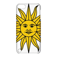 Uruguay Sun Of May Apple Ipod Touch 5 Hardshell Case With Stand