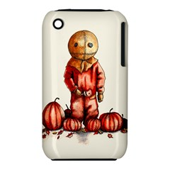 Trick R Treat Sam Apple Iphone 3g/3gs Hardshell Case (pc+silicone) by lvbart