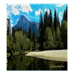 Yosmite SHOWER CURTAIN - Shower Curtain 66  x 72  (Large)