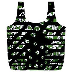 Freedom Full Print Recycle Bags (l)  by Valentinaart