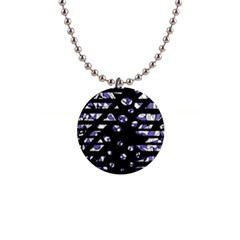 Purple Freedom Button Necklaces by Valentinaart