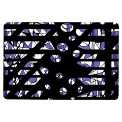 Purple Freedom Ipad Air Flip by Valentinaart