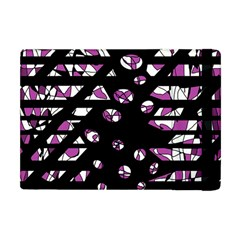Magenta Freedom Apple Ipad Mini Flip Case by Valentinaart