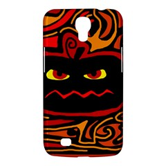 Halloween Decorative Pumpkin Samsung Galaxy Mega 6 3  I9200 Hardshell Case by Valentinaart