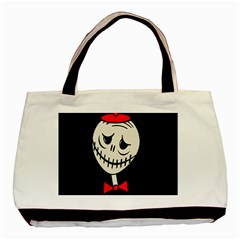 Halloween monster Basic Tote Bag (Two Sides)
