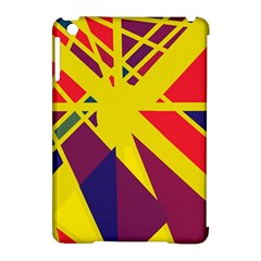 Hot Abstraction Apple Ipad Mini Hardshell Case (compatible With Smart Cover) by Valentinaart