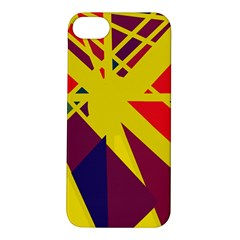 Hot abstraction Apple iPhone 5S/ SE Hardshell Case