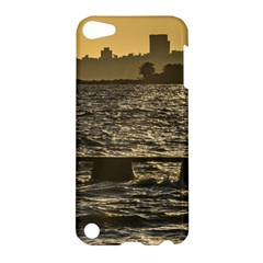 River Plater River Scene At Montevideo Apple Ipod Touch 5 Hardshell Case by dflcprints