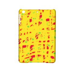 Yellow And Red Ipad Mini 2 Hardshell Cases by Valentinaart