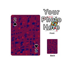 Decor Playing Cards 54 (mini)  by Valentinaart