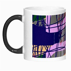 Abstract High Art By Moma Morph Mugs by Valentinaart