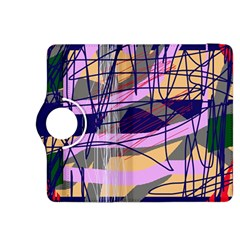 Abstract High Art By Moma Kindle Fire Hdx 8 9  Flip 360 Case by Valentinaart