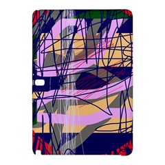 Abstract High Art By Moma Samsung Galaxy Tab Pro 12 2 Hardshell Case by Valentinaart