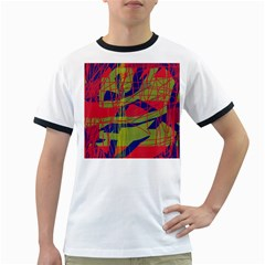 High Art By Moma Ringer T Shirts by Valentinaart