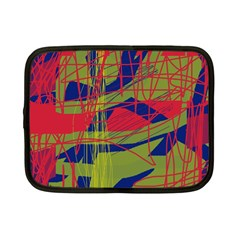 High Art By Moma Netbook Case (small)  by Valentinaart