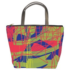 High Art By Moma Bucket Bags by Valentinaart