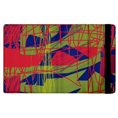 High Art By Moma Apple Ipad 3/4 Flip Case by Valentinaart