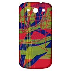 High Art By Moma Samsung Galaxy S3 S Iii Classic Hardshell Back Case by Valentinaart