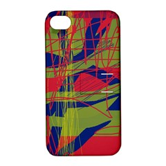 High Art By Moma Apple Iphone 4/4s Hardshell Case With Stand by Valentinaart